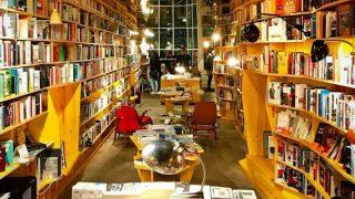 Загадочный мир литературы в уникальном книжном магазине Лондона