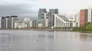 Гренфелл: жильцы частного района в Глазго получат счет на сумму £10 миллионов за замену пожароопасной обшивки