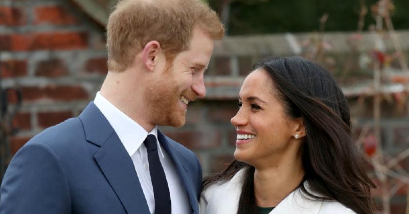 Происшествия: Принц Гарри и Меган Маркл стали мишенью расовой ненависти