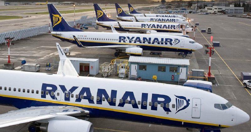 Без рубрики: Ryanair сокращает рейсы из Глазго