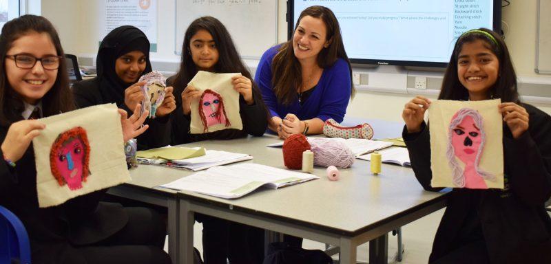 Британская учительница номинирована на премию Билла Гейтса