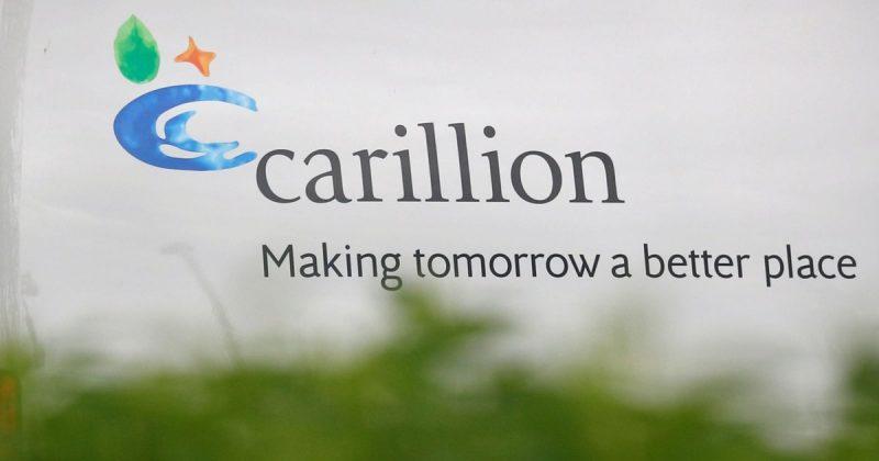 Бизнес и финансы: Без работы остались 377 сотрудников Carillion