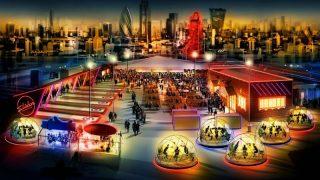 5 мест в Лондоне, где можно провести собственные зимние Олимпийские игры