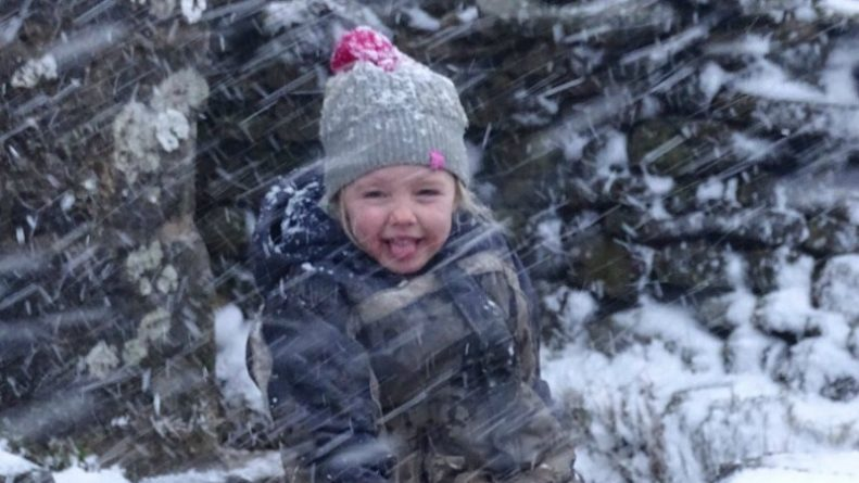 Погода: Прогноз погоды в Британии: мокрый снег и мороз