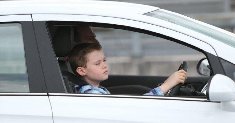 Общество: Дети за рулем: более тысячи подростков до 16 лет пойманы за рулем автомобиля