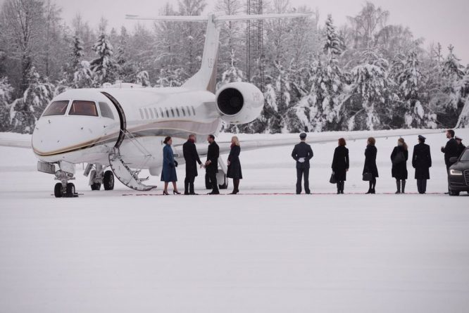 Герцог и герцогиня Кембриджские прибыли в Осло