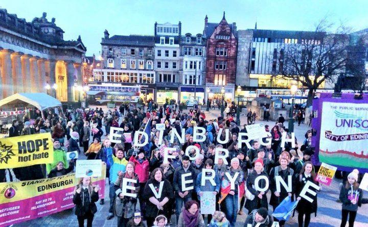 Общество: Шотландия намерена решать демографические проблемы за счет мигрантов