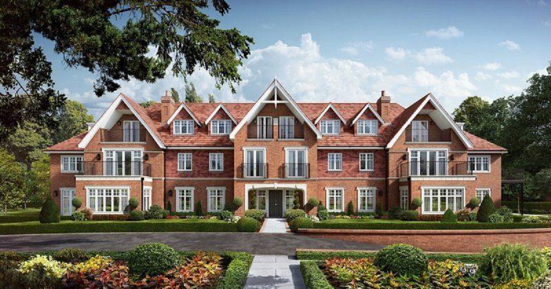 Недвижимость: Недвижимость: где проживают владельцы домов за миллион