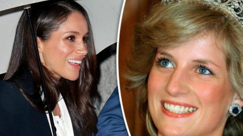 Популярное: Меган Маркл, тайно встречавшуюся с пострадавшими из Grenfell Tower, называют новой принцессой Дианой