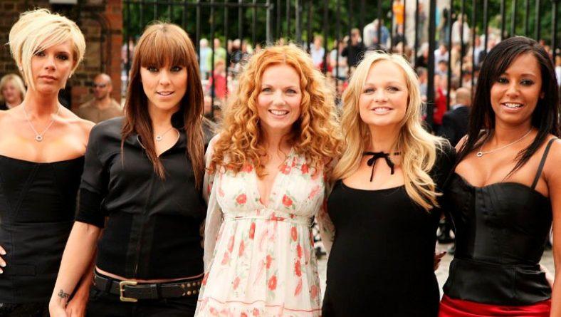 Знаменитости: Spice Girls снова объединяются