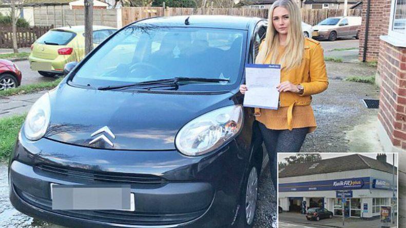 Общество: Легкая нажива: автосервис потребовал £685 за ремонт кондиционера, которого нет