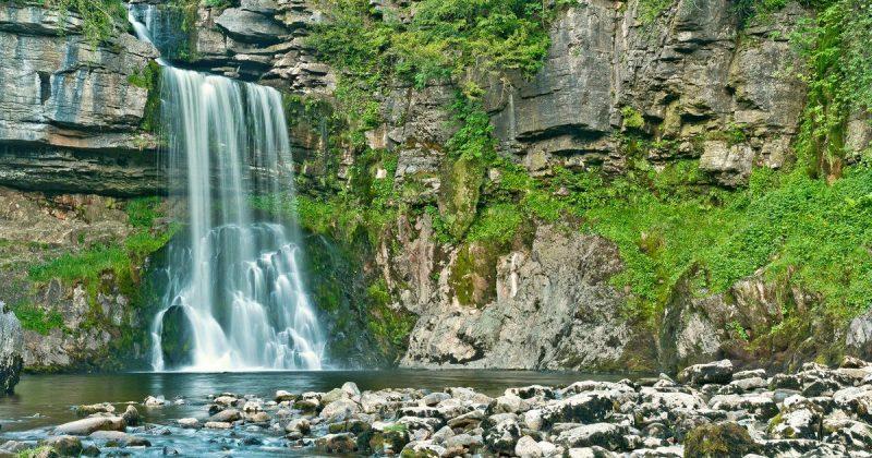Путешествия: Самые красивые места Британии: водопады Инглетон
