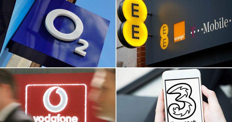 Общество: Three, O2 и Vodafone объявили о повышении цен для своих клиентов