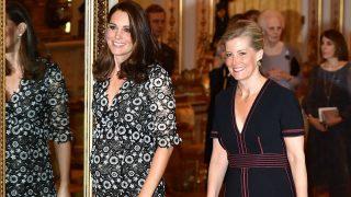 Кейт Миддлтон и Софи, графиня Уэссекская, пригласили на прием известных моделей и дизайнеров