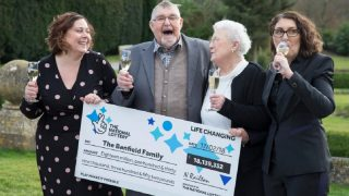 Пенсионер сорвал джекпот национальной лотереи
