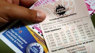 Евро-Миллионы: владелец билета из Великобритании выиграл почти £78 млн