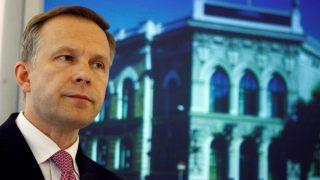Глава Центробанка Латвии арестован по подозрению в коррупции