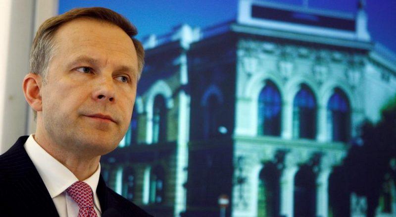 Происшествия: Глава Центробанка Латвии арестован по подозрению в коррупции