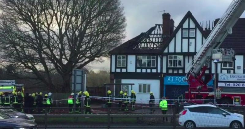 Происшествия: Пожар на юго-западе Лондона: двое погибших