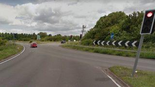 В дорожной аварии на A426 возле Черчовера погибли женщина с ребенком