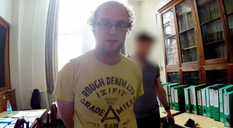 Происшествия: Педофил-извращенец, насильник и шантажист Мэтью Фальдер оказался за решеткой