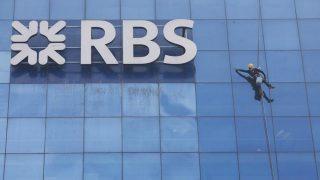 Королевский банк Шотландии впервые за десять лет показал позитивный результат