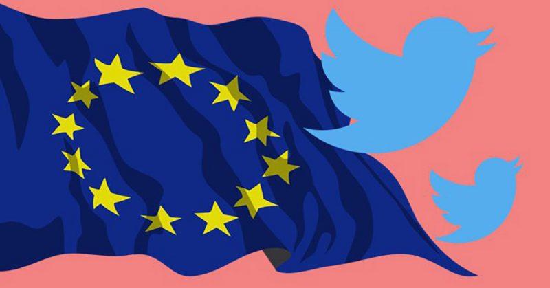 """Политика: Twitter выявил 49 британских пользователей из русской """"фабрики троллей"""""""