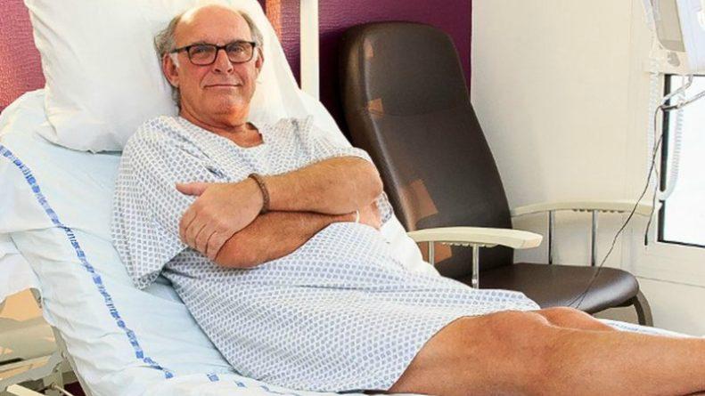 Здоровье и красота: Мужчина решился на бесплатную операцию во Франции, поскольку устал стоять на очереди в NHS
