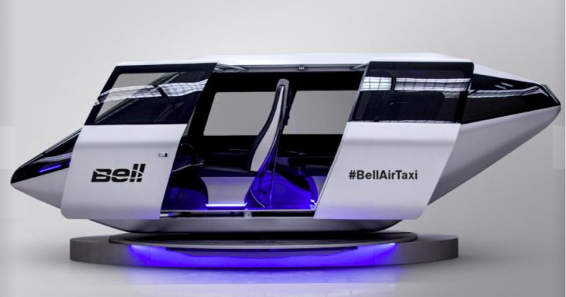 Бизнес и финансы: Uber обещает запустить летающие такси в течение 5–10 лет