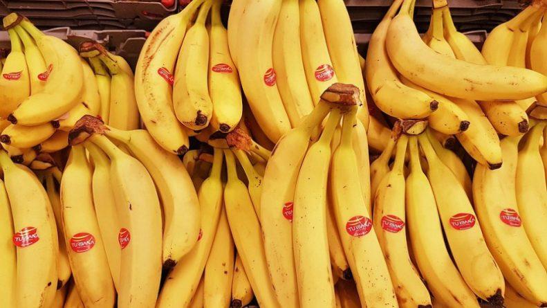 Общество: Фрукт с сюрпризом: женщина съела яйца паука, которые были в банане от Lidl