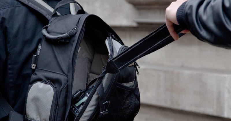 Происшествия: Мгновенная карма: украв телефон, грабитель попал в аварию