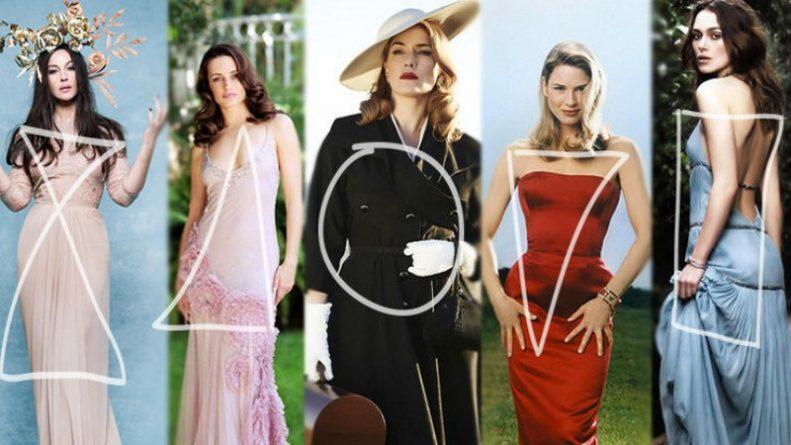 Популярное: Одеваться правильно: подбираем одежду по типу фигуры