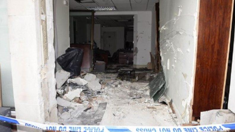 Происшествия: Воры в последний момент передумали грабить банк