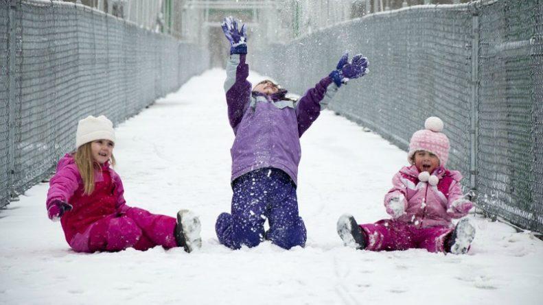 Общество: Директор школы запретил детям играть в снежки из соображений безопасности