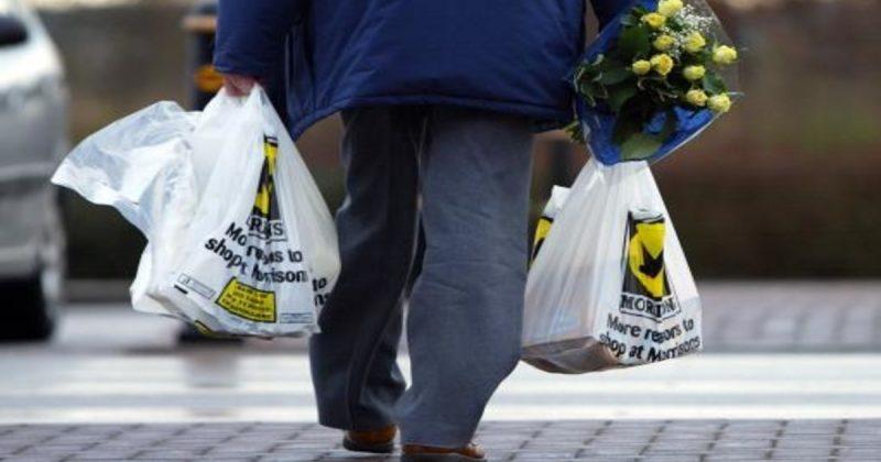 Общество: Morrisons отказывается от одноразовых пакетов: чем это обернется для покупателей