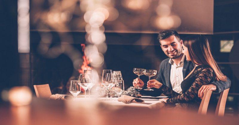 Досуг: Романтический ужин дома: меню на День святого Валентина от £6