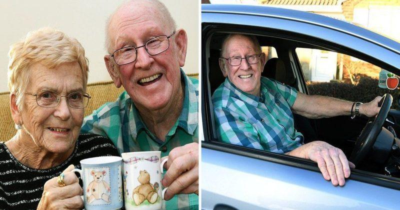 Общество: Мужчина научился водить машину в 79 лет, чтобы возить жену в больницу
