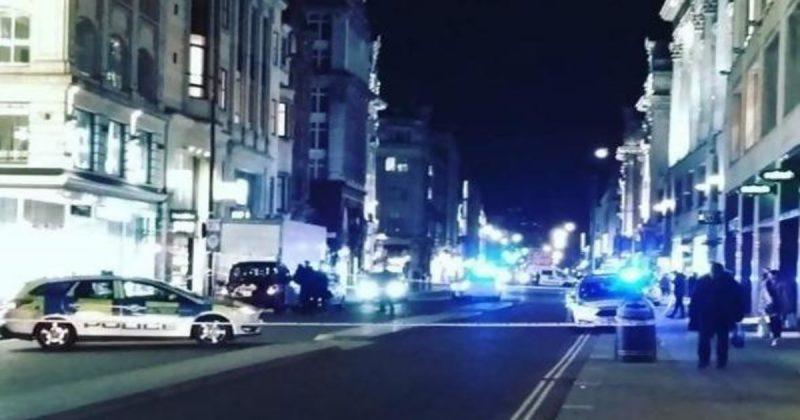 Происшествия: Ножевое нападение на Oxford Street: бандиты на мопедах ударили юношу из-за телефона