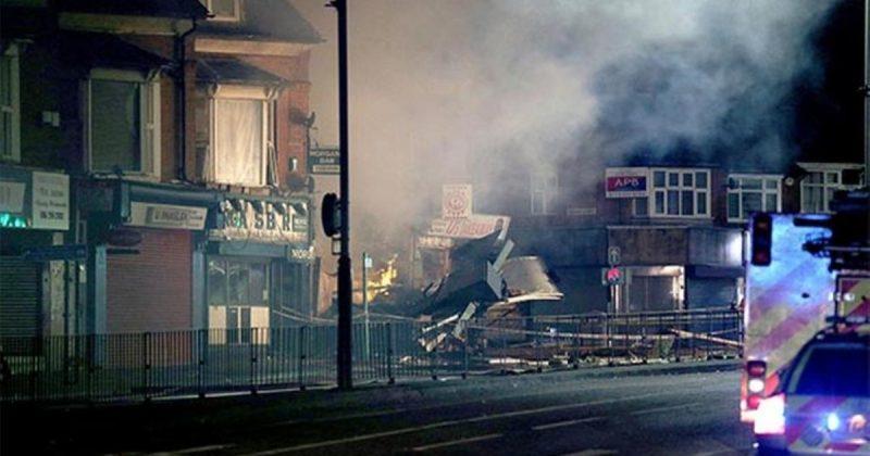 Происшествия: Взрыв в Лестере: из-за пожара в Londis на Hinckley Road погибли 4 человека