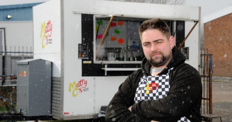 Общество: McDonald's угрожает судом небольшой бургерной на колесах из-за ее названия