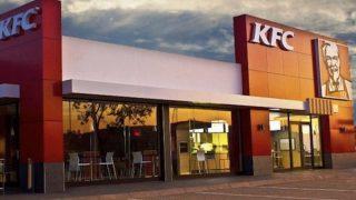 Британская сеть KFC продолжает закрывать свои точки из-за нехватки мяса