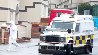 Убийство в Белфасте: во всем виновата политика