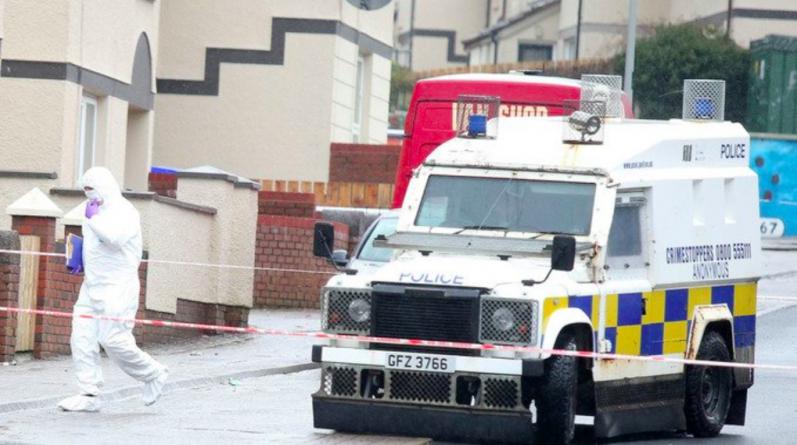 Происшествия: Убийство в Белфасте: во всем виновата политика