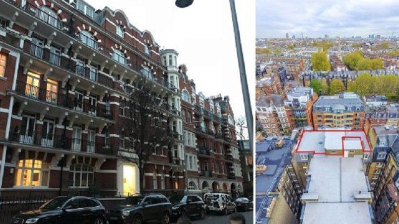 Недвижимость: Недвижимость: сколько стоит крыша в столице?