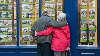 Британская недвижимость немного поднялась в цене