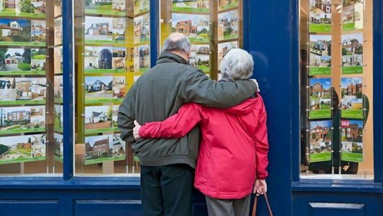 Недвижимость: Британская недвижимость немного поднялась в цене