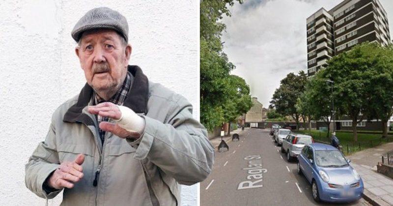 Происшествия: Пенсионер отбился от пяти вооруженных грабителей с помощью приемов карате