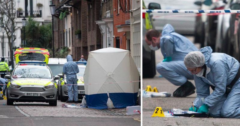 Происшествия: В Лондоне снова заколот подросток