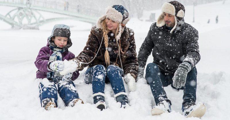Погода: Погода в Британии: снегопад, гололедица и самая холодная неделя этой зимы