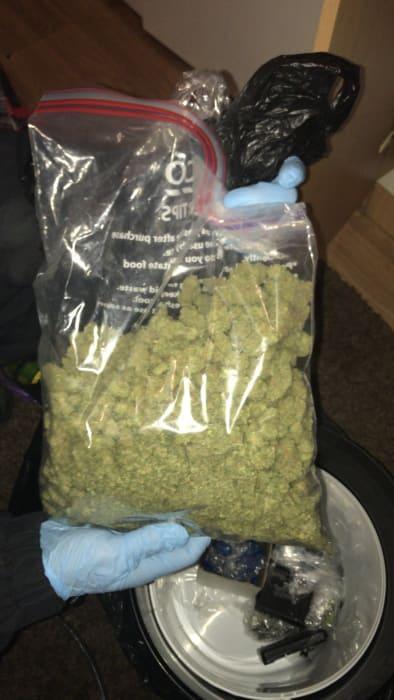 В Лондоне арестованы наркоторговцы